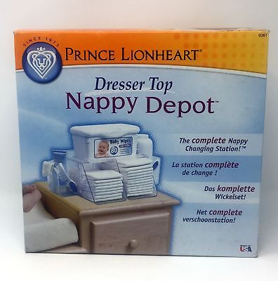 Prince Lionheart Nappy Depot, 30% Off, Free US Shipping!