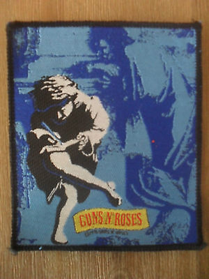 Guns en Roses Use Your Illusion Two patch Sew On vintage 1991