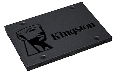 Kingston SSD A400 Solid State Drive (2.5 Inch SATA 3), 120 GB