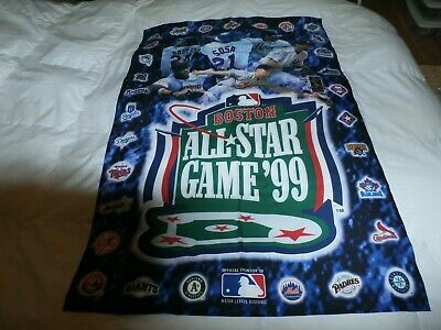 Boston All Star Game 1999 Banner