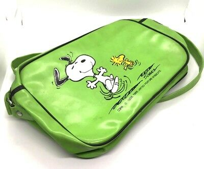 Vintage Snoopy Bag 1958, 1965 United Feature Syndicate - Rare