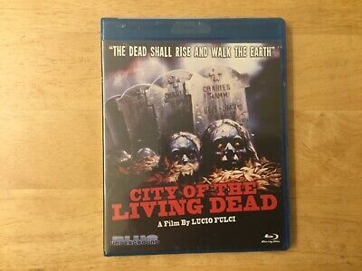 City of the Living Dead (Blu-ray Disc, 2010) Blue Underground
