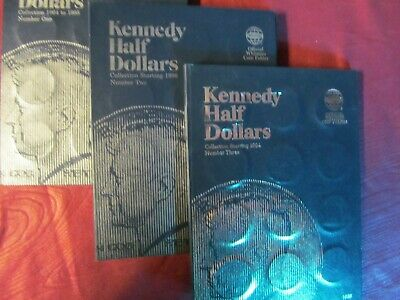 Kennedy Halves '64-'12 Complete With Mint Sets