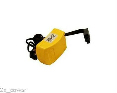 Peg Perego 24v Yellow Battery Charger MECB0111 Authentic Peg Perego 24 Volt