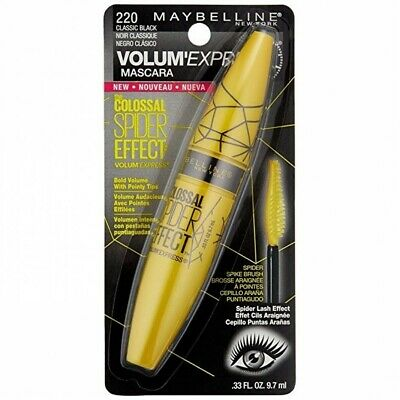 Maybelline The Colossal Spider Effect Mascara - 220 Classic Black
