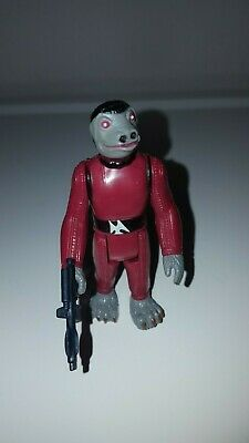 Vintage Star Wars Snaggletooth COMPLETE with weapon - A New Hope Kenner