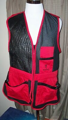 fb8ed6434440f BROWNING PHEASANTS FOREVER Embroidery Vest (30511632) - $89.99 ...