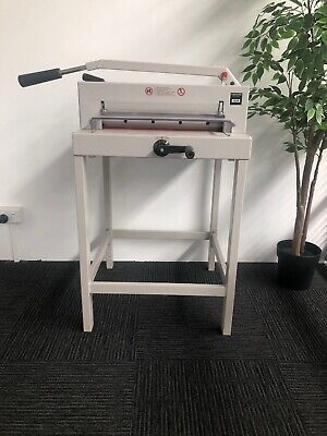 Heavy Duty Paper Guillotine Cutting Width 430mm