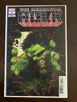 Immortal Hulk #2 Variant Edition