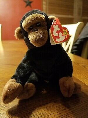01a0f6c6684 TY BEANIE BABY Babies Congo -  2.25
