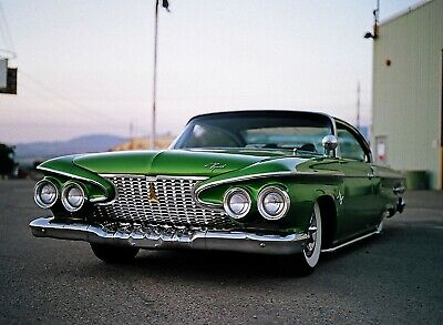 1961 Plymouth Fury Green 1961 plymouth fury, 318, lowrider, vintage, custom, mopar, survivor, barnfind