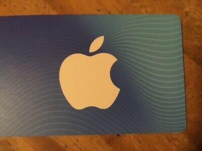 $50 Apple iTunes & app Store Gift Card