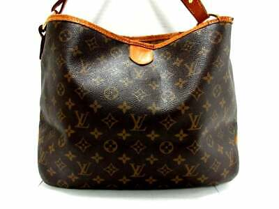 af0d5e01eee AUTH LOUIS VUITTON Delightful PM Monogram M40352 TR0160 Shoulder Bag