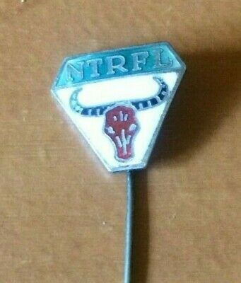 NTRFL Northern Territory Rugby Football League Pin Badge Angus & Coote Sydney