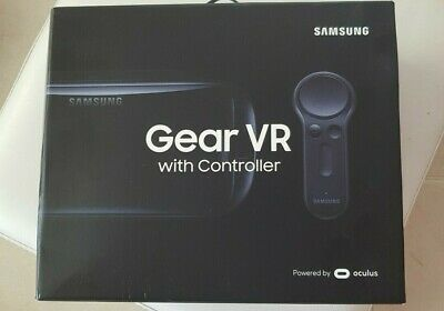 Samsung Gear VR Goggles with controller complete in box