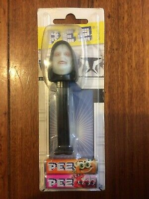 4 Star Wars PEZ Dispensers Including New Glow In The Dark Darth Sidious