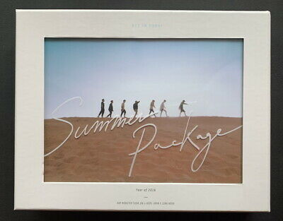 BTS-Summer Package 2016 Photobook DVD FULL SET VERY NICE NM CONDITION