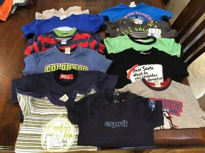 Bulk Boys Clothes Size 2 all wardrobe pieces, some brand new