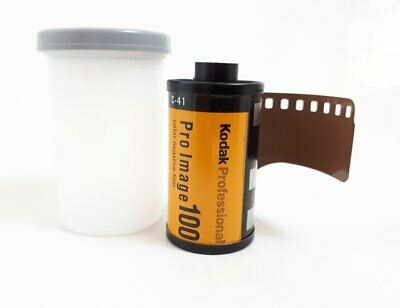 Kodak ProImage 100 Professional 35mm 36 Exposures Negative Film 1 Rolls 01-2021