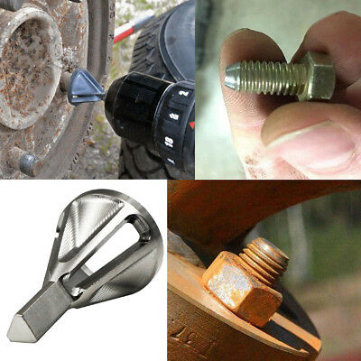 The Durable Stainless Steel Deburring External Chamfer Tool Bit Remove Burr