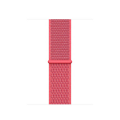 Hibiskus Hibiscus Apple Watch Series 1, 2, 3, 4 Uhren Armband Nylon Sport Loop