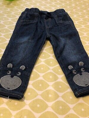 Brand  New  Baby Boy George 12-18 Months Jeans