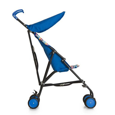 Hauck Sun Plus, Pushchair Stroller from 6 Months to 15 kg, Summer Buggy with Geo