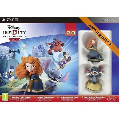 Disney Infinity 2.0: Originals - Starter Pack - PlayStation 3