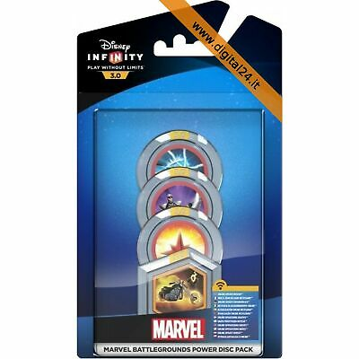 Disney Infinity 3.0: Marvel Super Heroes - Gettoni Extra Power (Power Disc)
