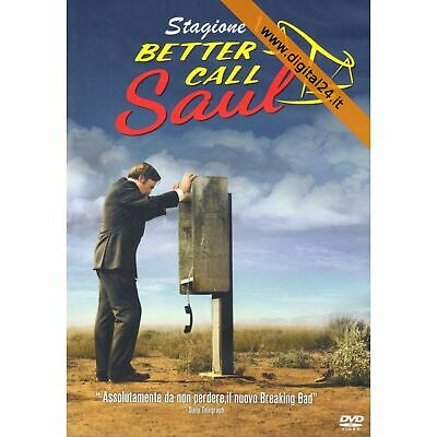 Better Call Saul: Stagione 1 - DVD
