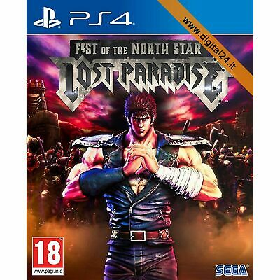 Fist of the North Star: Lost Paradise - Kenshiro - PlayStation 4