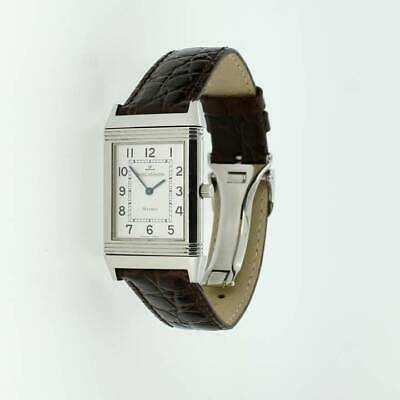 Pre-Owned Jaeger LeCoultre Reverso Watch, Original Papers