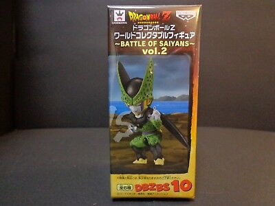 Dragon Ball World Collectable Figure WCF BATTLE OF SAIYANS Vol.2 DBZBS07 BROLY
