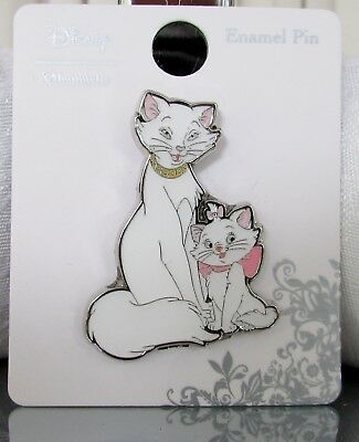 Disney Loungefly The Aristocats Marie & Mom Duchess Pin NEW!