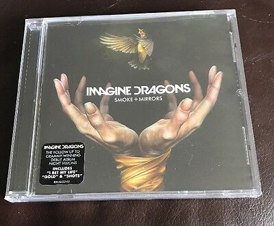 Imagine Dragons Smoke + Mirrors Cd 13 Tracks New Sealed Nice