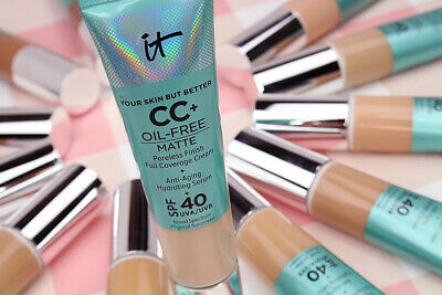 IT Cosmetics Your Skin But Better CC+ Cream Oil-Free Matte SPF 40