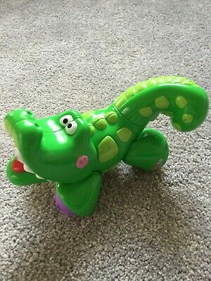 Fisher Price Amazing Animals Crocodile