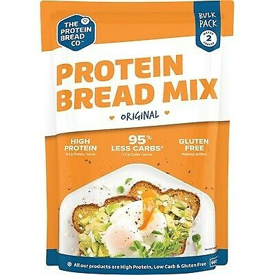 The Protein Bread Co. Protein Bread Mix  Bulk Pack 660g