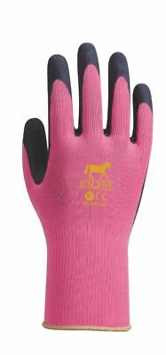 Le Mieux Work Gloves Pink Size 7 (Small)