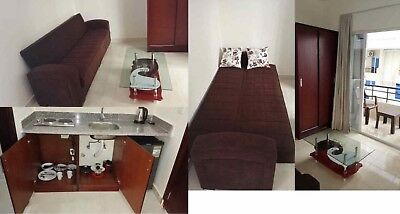 Egypt Hurghada Freehold Studio Apartment Fully Furnished Ready to Use