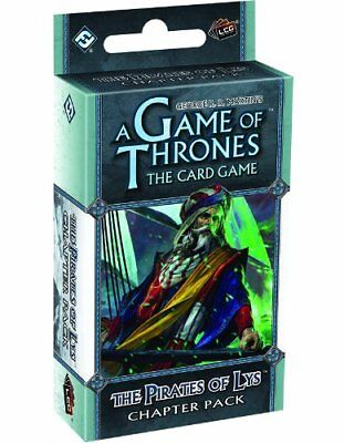 Fantasy Flight Games A Game of Thrones LCG: The Pirates of Lys Chapter Pack