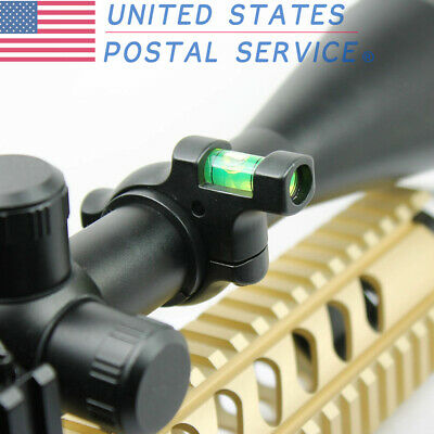 New Metal Scope Laser Bubble Spirit Level 30mm Ring Mount Holder Tactical Hunt