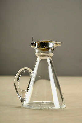 Fine Antique Sterling Silver Whiskey Noggin Richard Richardson Birmingham 1930