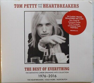 """Tom Petty """"the Best Of Everything"""" Greatest Hits 2-Cd Set - New / Sealed"""