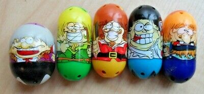 Mighty Beanz - 2010 Series - Bundle of 5 - in very good condition.