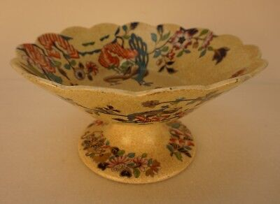 Antique Spode Footed Compote Bowl