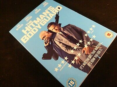 The Hitmans Bodyguard DVD - 15 - Ryan Reynolds - Comedy Film - VGC Watched Once!