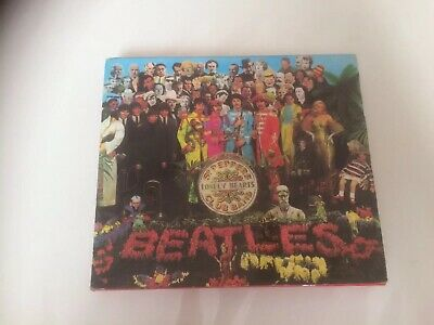 The Beatles - Sgt. Pepper's Lonely Hearts Club Band - The Beatles CD