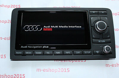 Wie Neu!! Audi Navigations RNS-E A3 DVD Mp3 version G MEDIA -DVD 2019