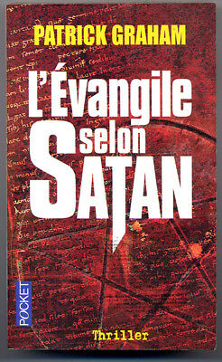 L'évangile selon Satan - Patrick Graham - Pocket - Excellent état - Thriller